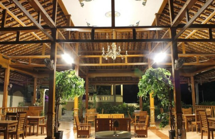 Hotel Wisma Aji Lounge